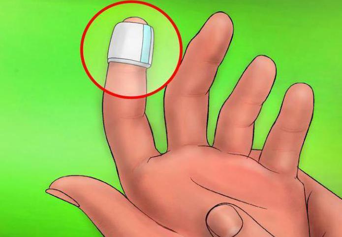 Что делать в домашних условиях при ожоге пальца