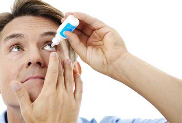 как лечить ожог глаз после сварки