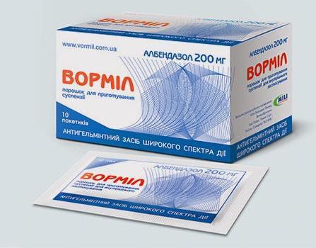 лекарство от паразитов в организме человека dezintox
