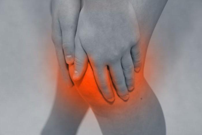 чем лечить боль в коленях