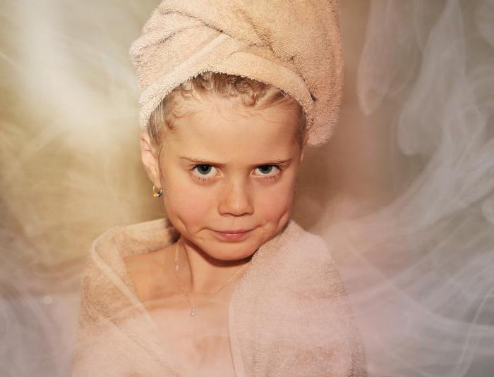 можно ли купать ребенка в бане