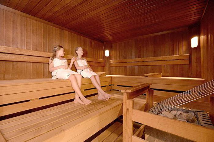 можно ли детей парить в бане
