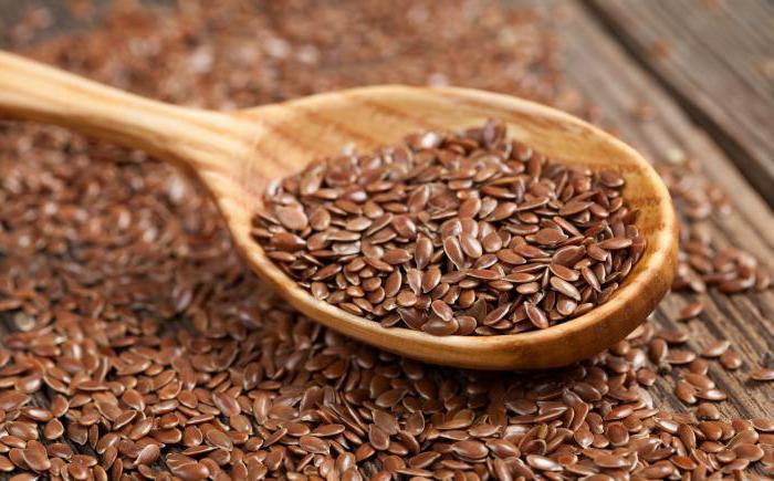 польза льняного семени для женщин лечебные свойства