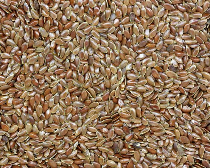 льняное семя польза для женщин
