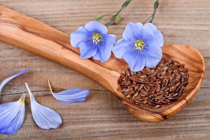 Семена льна для мужчин польза
