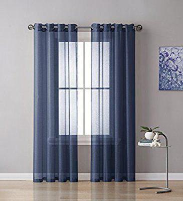 какой длины должны быть шторы в спальне