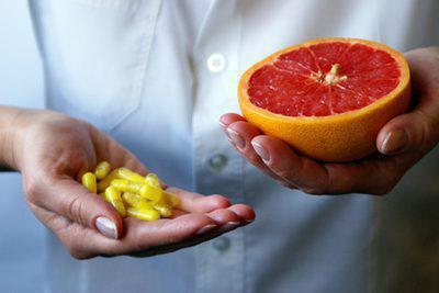 витамины при строгой диете
