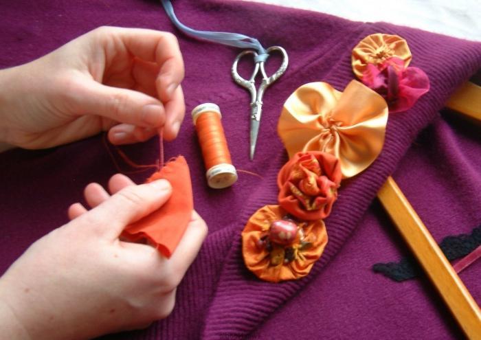 Переделка одежды своими руками мастеркласс