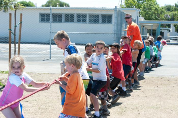 Как организовывается физкультминутка для начальной школы