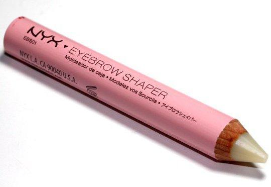 восковой карандаш для бровей NYX