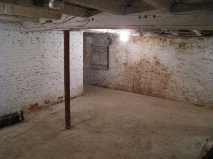 К чему снится подвал? К чему снится спускаться в подвал?