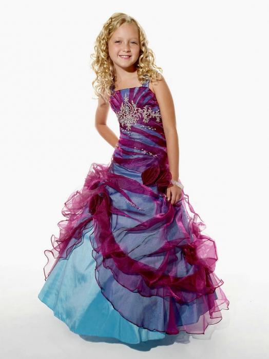 Детские праздничные платья для девочек в интернет-магазине