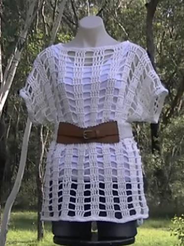 летние блузки своими руками