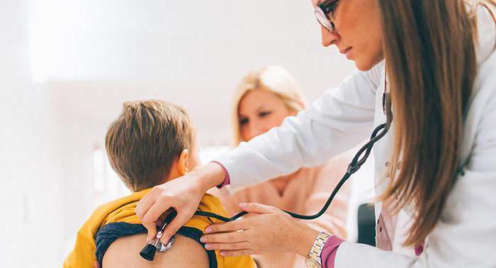 признаки вирусной пневмонии у детей
