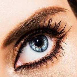 Какой самый красивый цвет глаз