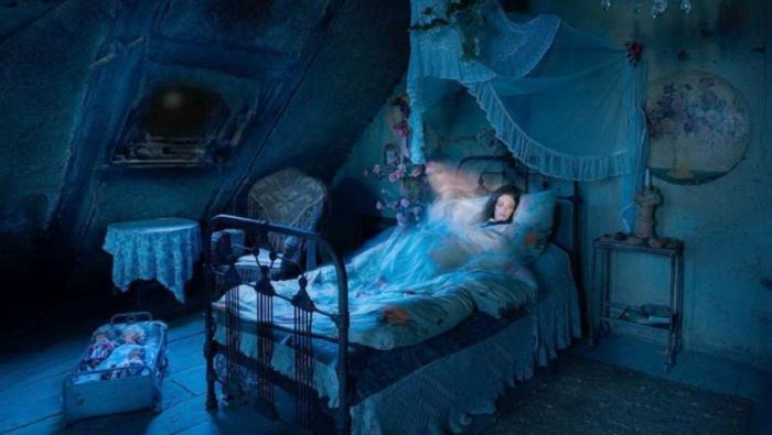рекомендации Женское загробный мир во сне может