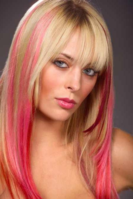 Временные краски для волос. Их виды и типы