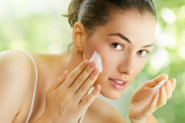 предварительная очистка кожи