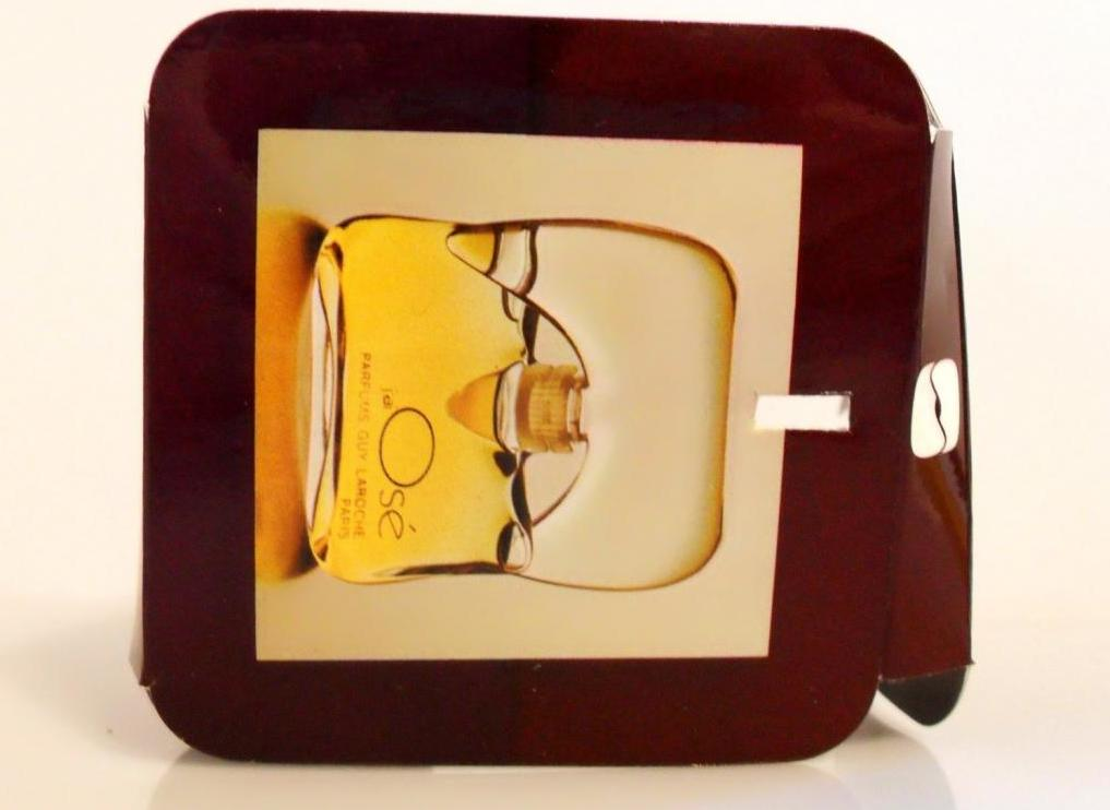 initial version of the Ose fragrance