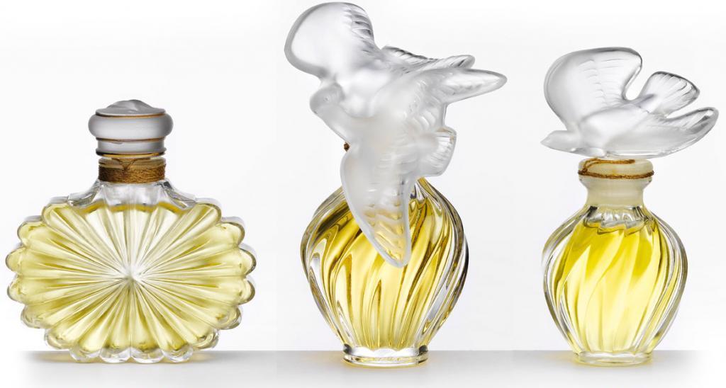 legendary fragrance from Nina Ricci