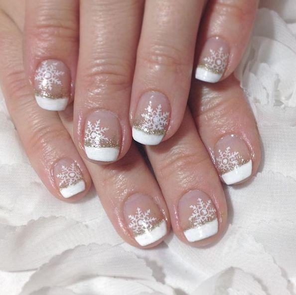 Дизайны ногтей: стемпинг (фото)