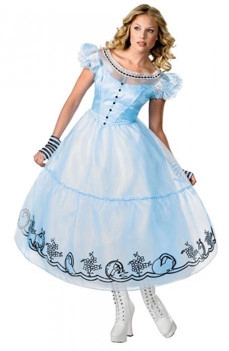 карнавальные костюмы алиса