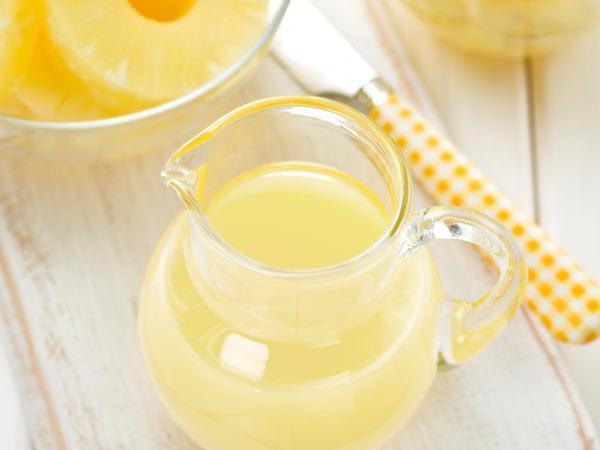 ананасовая настойка для похудения