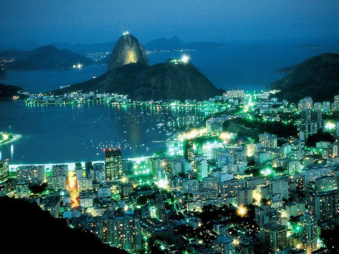 бразилия рио де жанейро