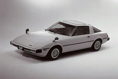 Mazda RX-7: технические характеристики, цена, отзывы (фото)