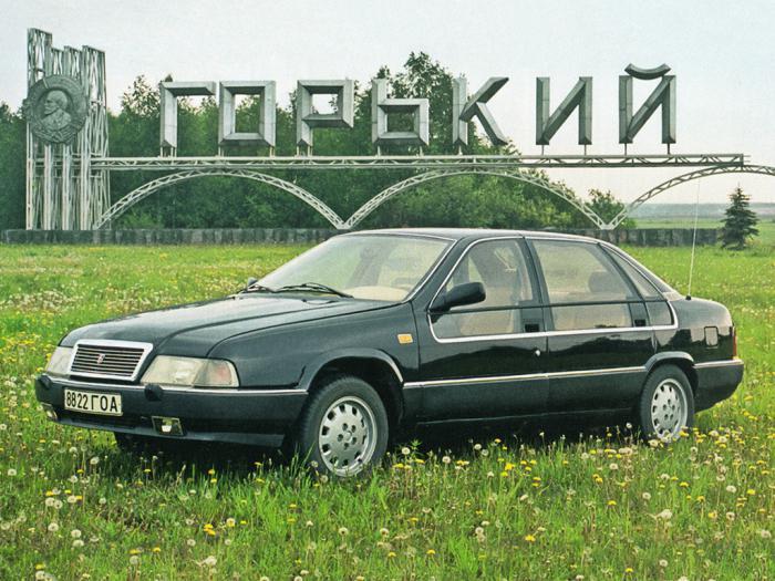 """""""Волга 3105"""": технические характеристики (фото)"""