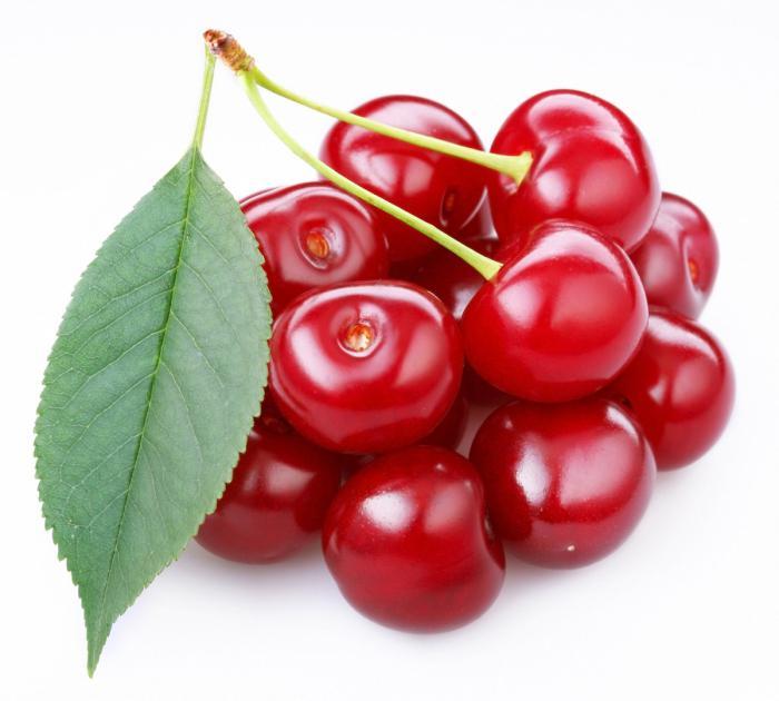 Вишня это ягода или фрукт ответ