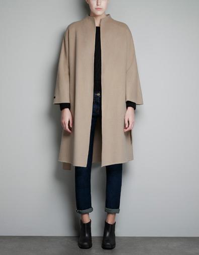 Выкройка пальто