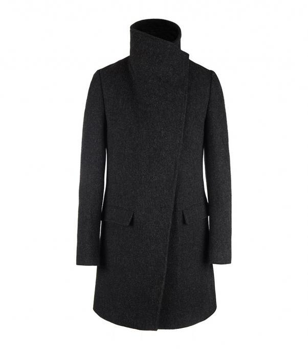 Выкройка мужского пальто