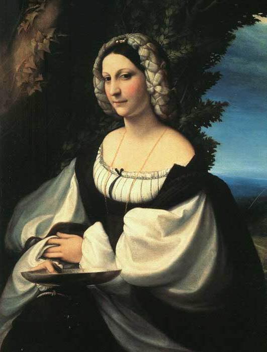 виды портретов в изобразительном искусстве
