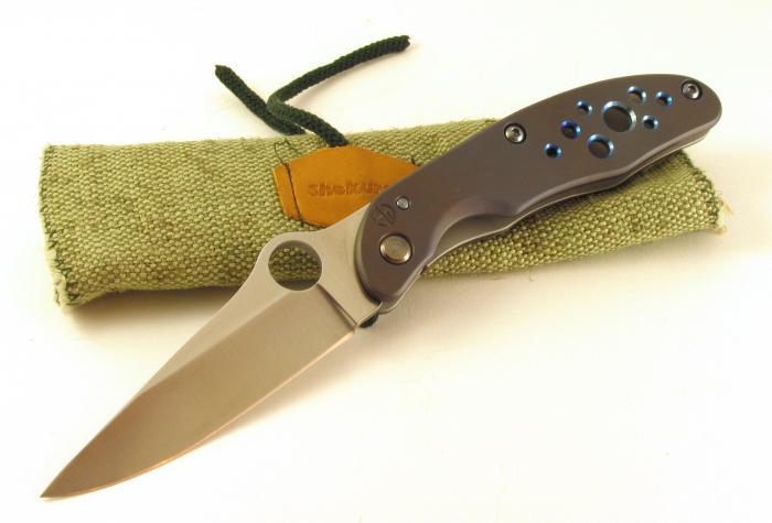По каким параметрам нож считается холодным оружием