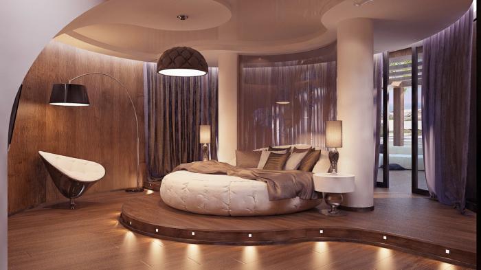 простой дизайн спальни своими руками