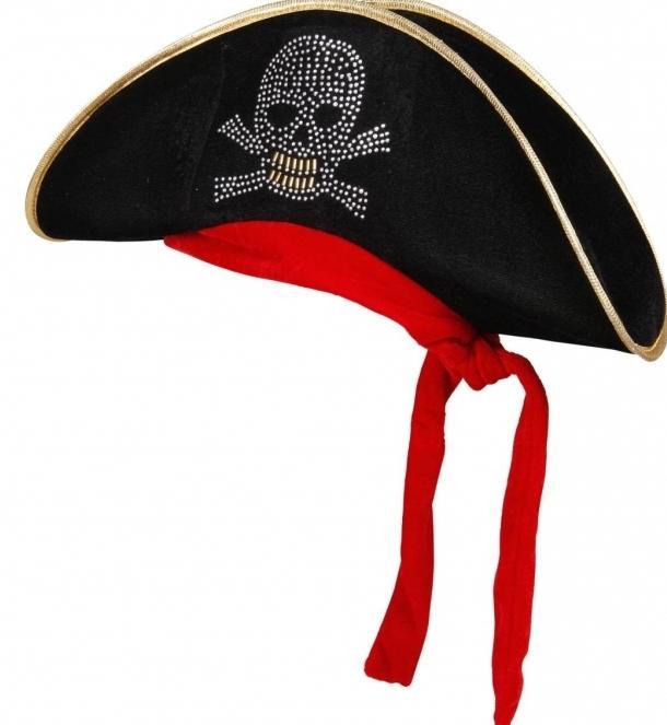 Пиратская шляпа своими руками сшить