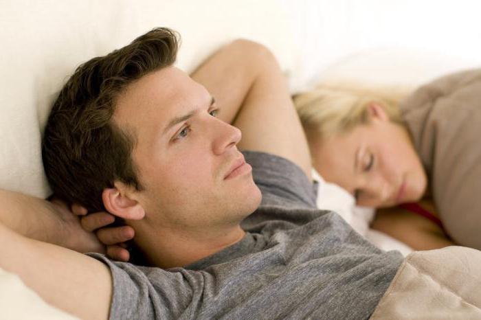 Жена отказывается от секса