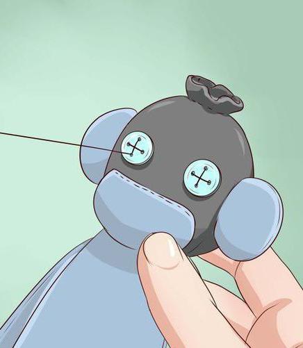 как сделать мягкую игрушку своими руками поэтапно