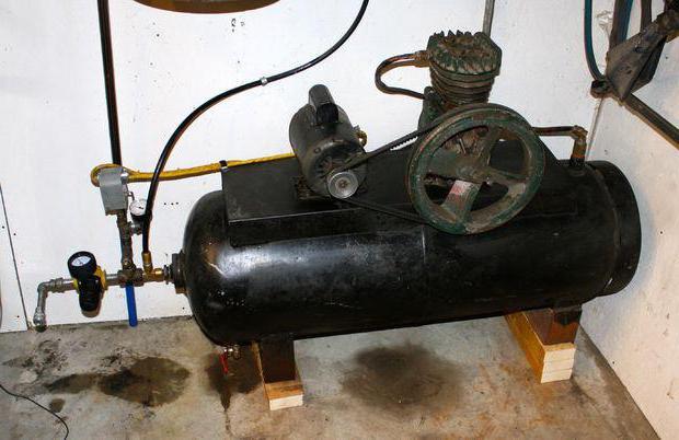 компрессор своими руками из зиловского компрессора