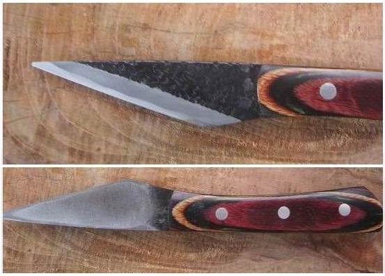 ножей дом своими руками