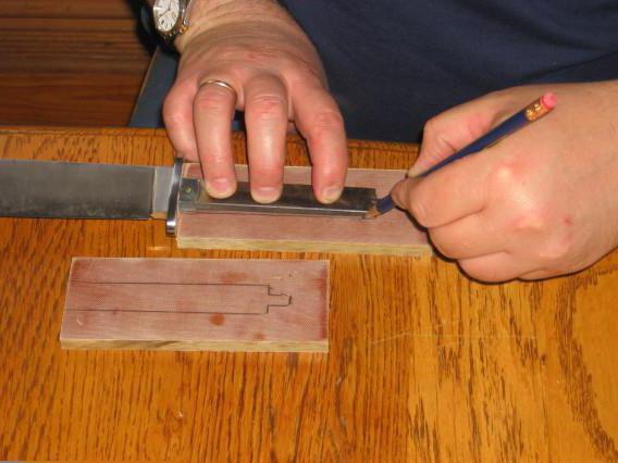 большие ножи тесаки
