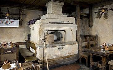 Как изготавливается русская печь