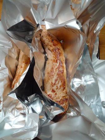 мясо одним куском в духовке с фото