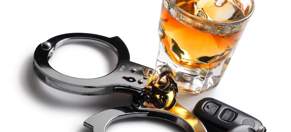 Стакан с выпивкой - шаг до тюрьмы