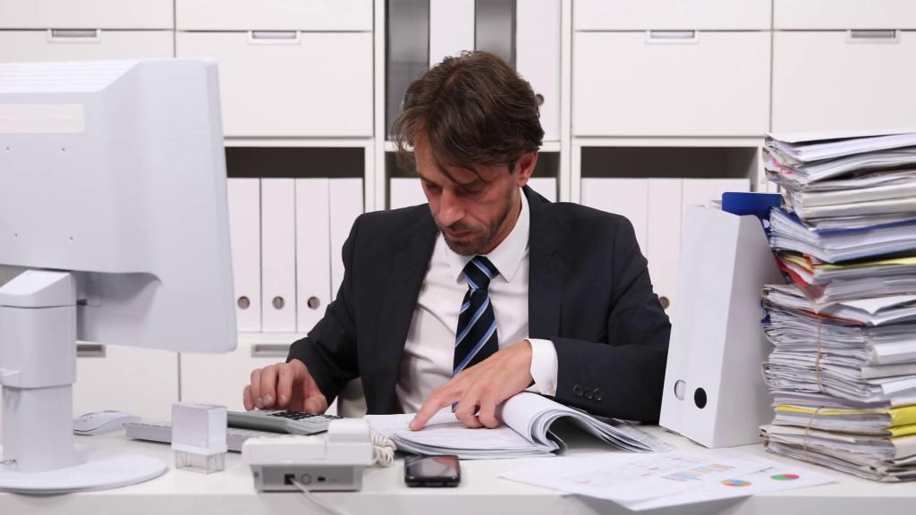 как хранятся бухгалтерские документы