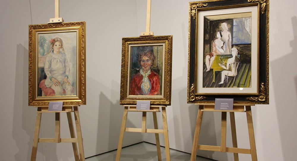 Картины для музея