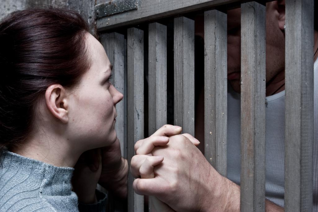 Любовь через решетку