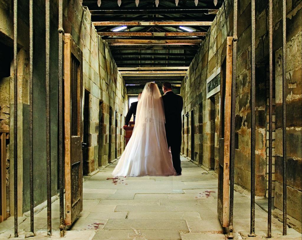 Свадьба в казематах