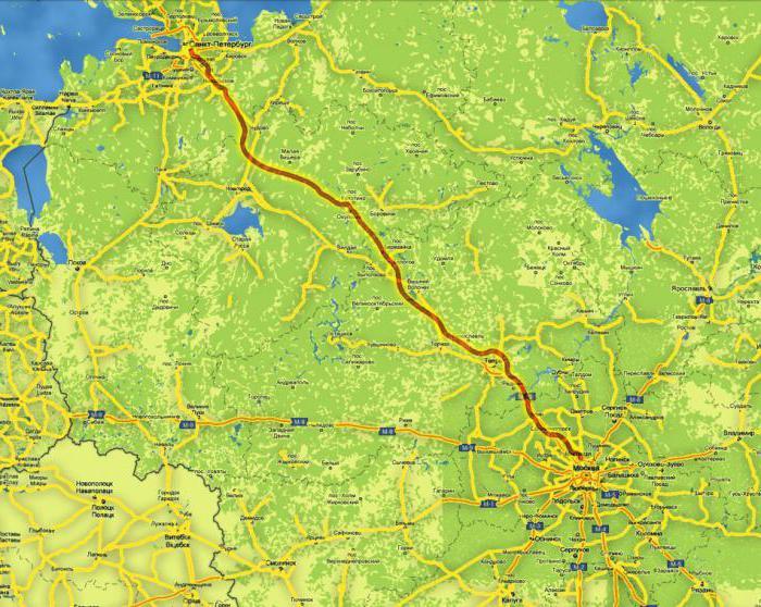 платные дороги на карте